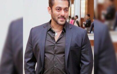 Salman Khan signs a biopic
