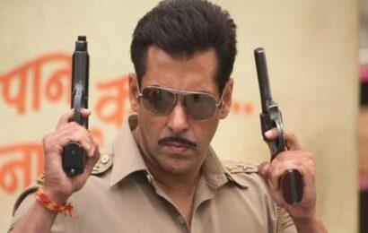 Salman Khan's Chulbul Pandey gets an animated makeover