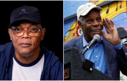 Samuel L Jackson, Danny Glover to receive honorary Oscars