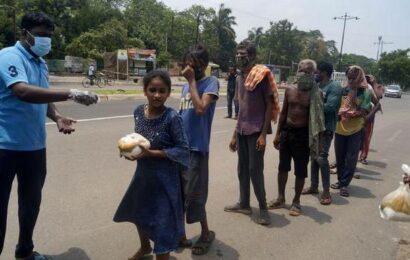 Sharp decline in daily COVID-19 cases in Odisha