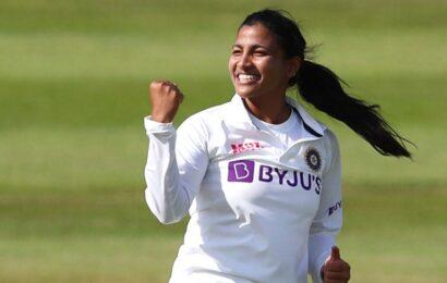 Sneh Rana overcomes personal tragedy, injury to script India's Bristol rearguard