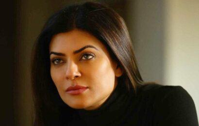 Sushmita Sen on Aarya season 2: 'The last schedule is left, it should be done very soon'