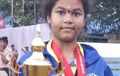 Tejaswini wins title in style