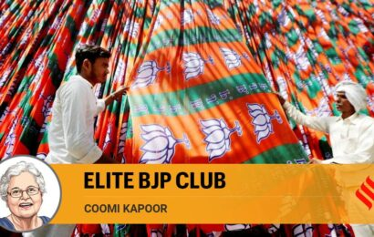 There is a closely knit group within the BJP which looks after each other's interests