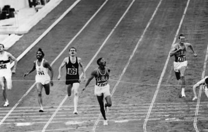 Those 400 metres in Rome: Heartbreak that won fans over