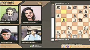 Time to move on: Vishwanathan Anand on Nikhil Kamath's cheating in online chess