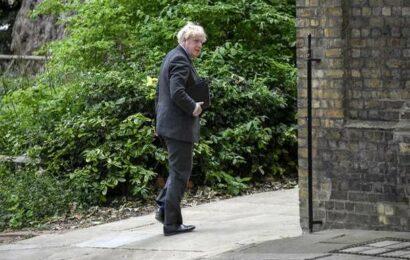 U.K. PM Boris Johnson delays COVID lockdown end by 4 weeks to July 19