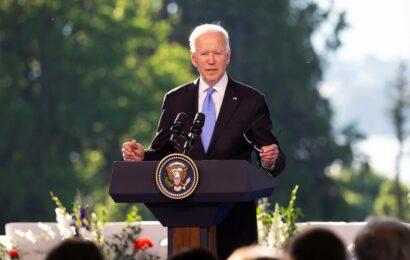 US President Joe Biden snaps at CNN reporter, apologises post summit with Vladimir Putin