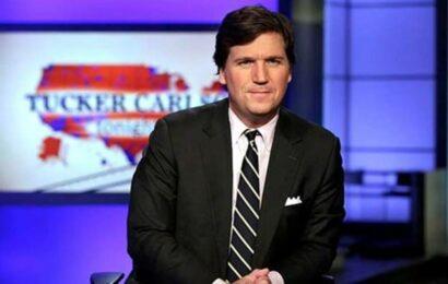 US intelligence agency says it isn't spying on Fox's Tucker Carlson