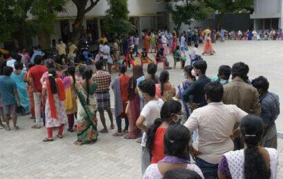 Vaccination exercise resumes in Madurai