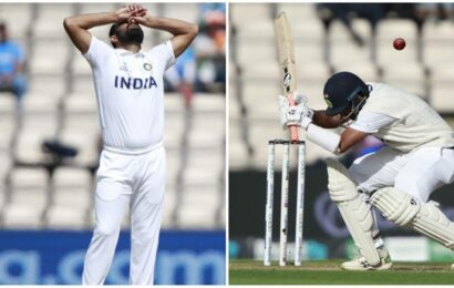 WTC Final 2021: India achieve unwanted record at Rose Bowl