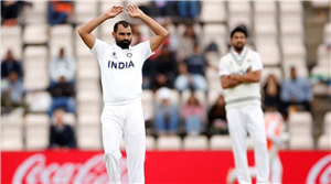 WTC Final, Day 3: Mohammed Shami's bad luck in England