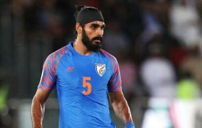 We didn't play to our potential in 2022 World Cup Qualifiers: Sandesh Jhingan