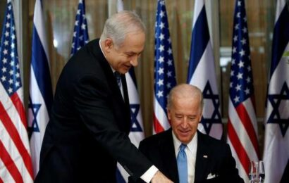 Weeks after Gaza violence, Joe Biden embraces a Trump policy in backing Arab-Israeli deals