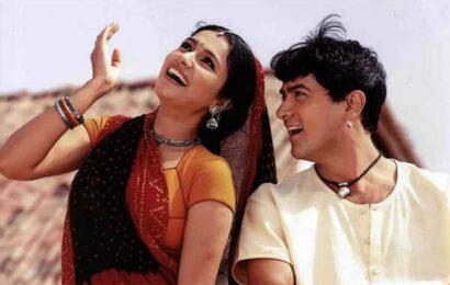 When Aamir pierced his ears…