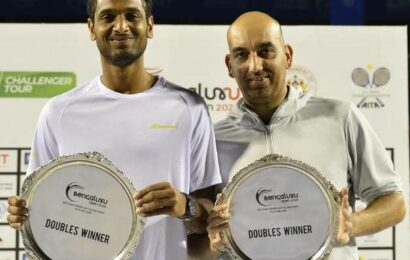 Wimbledon Qualifiers | Ramkumar on threshold of making main draw
