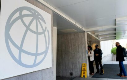 World Bank slashes India's growth forecast to 8.3% in FY22