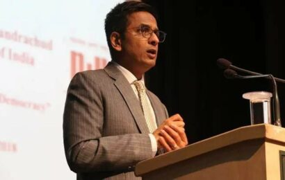 'Any semblance of authoritarianism upsets promise to ancestors who accepted India as constitutional republic': Justice D Y Chandrachud