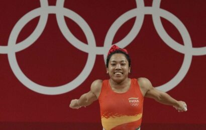 'Dream come true…would dedicate this medal to my country': Mirabai Chanu after winning silver