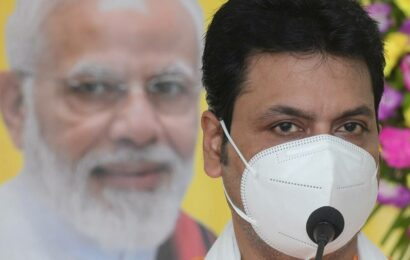 After Centre dismisses Tripura's Delta+ claim, Biplab Deb says 'parameters' change from time to time
