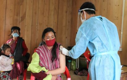Against the odds, tiny Bhutan rolls out a second round of mass vaccinations