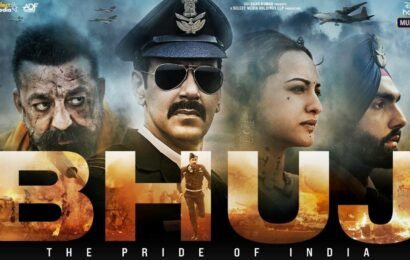 Ajay Devgn, Sanjay Dutt film Bhuj The Pride of India gets a release date
