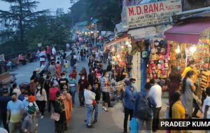 Alarmed at packed tourist places, MHA cautions states: 2nd wave not over yet