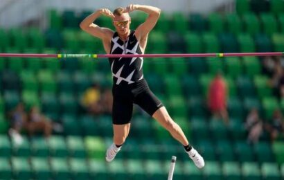 American pole vaulter Kendricks tests positive for COVID