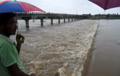 As Telangana expects heavy rains, CM appeals people to stay indoors