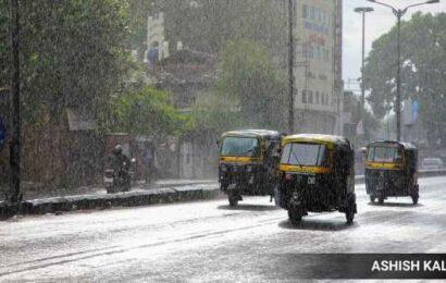 As monsoon revives, heavy rain awaits Pune district