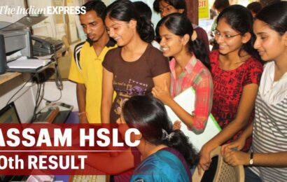 Assam Board SEBA HSLC 10th Result 2021: When and where to check