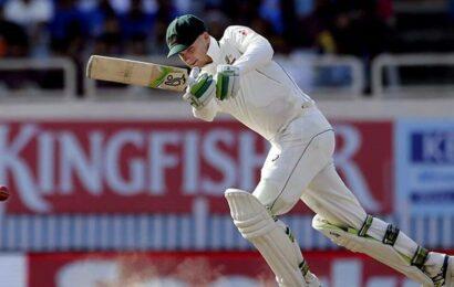 Australia cricketer Peter Handscomb positive for COVID-19
