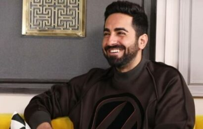 Ayushmann Khurrana reveals he wanted to give up on films, start a band and perform on birthdays