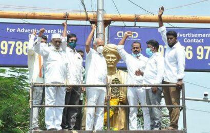 BJP, YSRCP struck deal to favour Adani as MP: Chinta