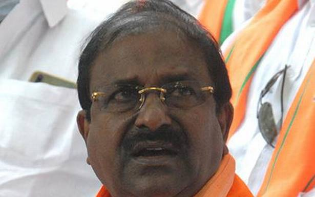 BJP will not remain a mute spectator to the government's anti-Hindu attitude: Somu Veerraju