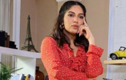 Bhumi Pednekar swears by these five 'sustainable lifestyle choices'; watch