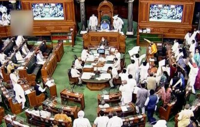 Bill in Lok Sabha to prohibit strikes by those engaged in essential defence services