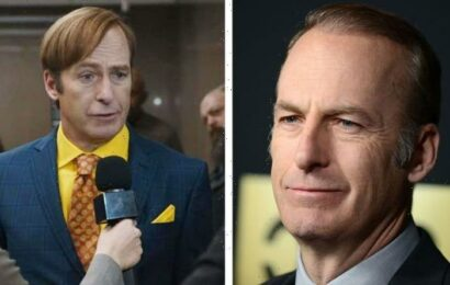 Bob Odenkirk's son provides vital update on actor's health after he collapsed on-set