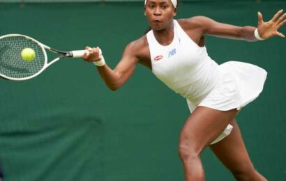 Coco Gauff tests positive for COVID-19, to miss Tokyo Games