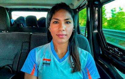 Confident start for Bhavani Devi on Games debut, wins 15-3 against Nadia Azizi