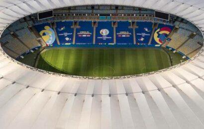 Copa America final | Rio opens 10% of Maracana Stadium