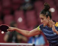 Course of action against Manika for 'outburst' against national coach to be decided at TTFI meeting
