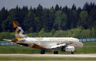 Covid-19: Etihad extends ban on flights from India to UAE till July 31