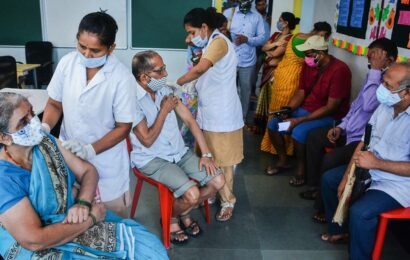 Covid-19: India sees slight uptick in active cases after nearly two months