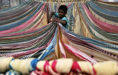 Covid leaves Surat's textile mills in tatters