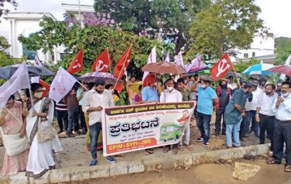 DYFI, CPI (M) slam hike in bus fares without public consultation