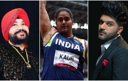 Daler Mehndi, Guru Randhawa, Sai Dharam Tej and others celebrate Kamalpreet Kaur's entry into finals: 'India is with you. Go for it'