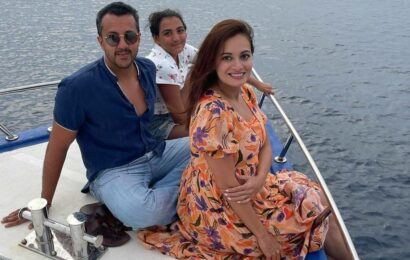 Dia Mirza shares unseen photos from honeymoon: 'One of the most magical times together'