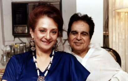 Dilip Kumar-Saira Banu romance: Married for 54 years, how they weathered 'a great mistake'