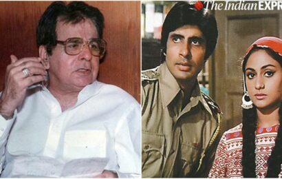 Dilip Kumar rejected Amitabh Bachchan's Zanjeer and Guru Dutt's Pyaasa, regretted later